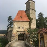 Photo taken at Zvíkov Castle by Radim P. on 8/17/2017