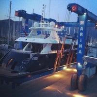 Photo prise au Marmaris Yacht Marina par Serdar Y. le4/24/2013