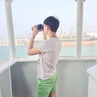 Photo taken at Laem Chabang International Terminal Com.,Ltd.(B5&C3) by Flukee's Z. on 1/26/2014
