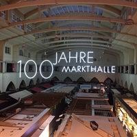 Photo taken at Empore im Markthalle by Bianca S. on 3/14/2015