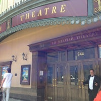 Photo taken at Ed Mirvish Theatre by Raymond L. on 7/17/2013