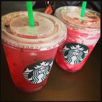 Photo taken at Starbucks by Nelly M. on 5/1/2013