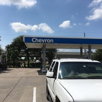 Photo taken at Chevron by Christopher N. on 8/4/2017