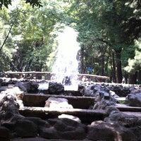 Foto tomada en Parque México por Alejandro G. el 8/6/2013