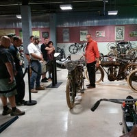 Photo taken at Motorcyclepedia Museum by Motorcyclepedia Museum on 11/22/2015