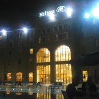 Photo taken at Hilton Malabo by Iveta J. on 6/18/2013