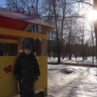 Photo taken at Детский сад № 19 by Анастасия К. on 3/27/2013