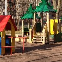 Photo taken at Детский сад № 19 by Анастасия К. on 4/23/2013