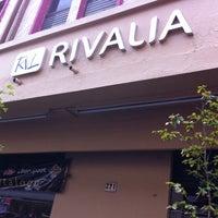 Photo taken at Rivalia by Mariana M. on 5/5/2014