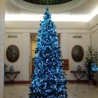 Photo taken at Hotel Artemide by LXU on 12/17/2012