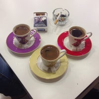 Photo taken at Kuaför makas istanbul by Cansel on 7/17/2014