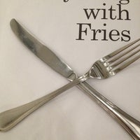 Photo taken at Everything With Fries by Alfred T. on 11/17/2012
