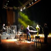 Photo taken at Зеленый Театр / Green Theatre by Evgeniya S. on 8/8/2015