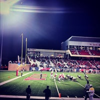 Photo taken at Houchens Industries-L.T. Smith Stadium by Landon H. on 9/23/2012