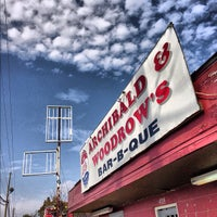 Photo taken at Archibald & Woodrow's BBQ by Landon H. on 11/4/2012