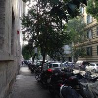 Photo taken at Via Lucrezio Caro by Massimo on 3/20/2014