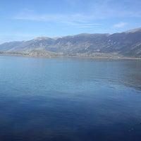 Photo taken at Karavaki by Magia S. on 4/12/2013