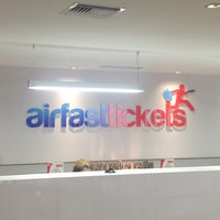 Photo taken at Airfasttickets by Angeliki P. on 8/27/2013