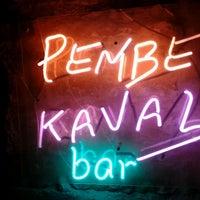 Photo taken at Pembe Kaval Bar by Yerdeniz S. on 9/26/2013