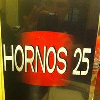 Foto tomada en Hornos 25 por Yoriento el 7/9/2013