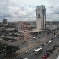 Photo taken at Taguatinga Centro by Jader W. on 2/11/2014