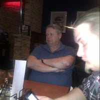 Photo taken at Boston Pizza by Heather M. on 4/11/2013