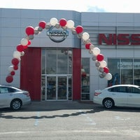 Photo taken at Crosby Nissan by Mike L. on 4/18/2013