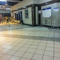 Photo taken at Gautrain Park Station by Sanette G. on 10/17/2012