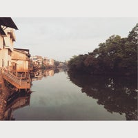 Photo taken at Old Town Chanthaboon Waterfront by VanDA S. on 3/6/2015