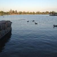 Photo taken at Kiwanis Park by Stu H. on 6/16/2013