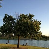 Photo taken at Kiwanis Park by Stu H. on 6/13/2013
