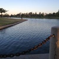 Photo taken at Kiwanis Park by Stu H. on 6/10/2013