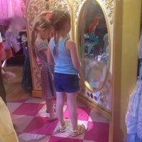 Photo taken at Disney Store by Stu H. on 6/24/2014