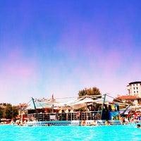 Photo taken at Aqua Marine by Gizem Ayşe Ö. on 6/24/2013