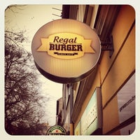 Photo taken at Regal Burger by Lenka S. on 1/24/2014