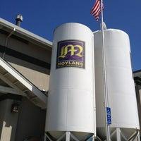 Photo taken at Moylan's Brewery & Restaurant by John C. on 5/24/2013