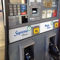 Photo taken at Chevron by John C. on 1/5/2014