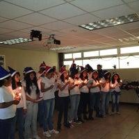 Photo taken at Universidad Politécnica del Valle de Toluca by Ommie M. on 12/5/2013