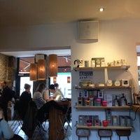 Photo taken at Kaffeplantagen by Tet K. on 2/23/2015