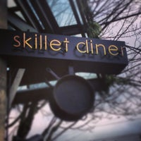 Photo taken at Skillet Diner by Virgil A. on 4/1/2013