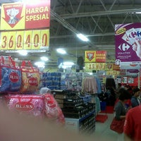 Photo taken at Carrefour Express by W. H. on 8/2/2013