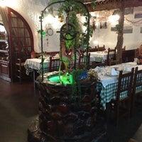 Photo taken at Restaurante El Cortijo by Jordi T. on 7/27/2013