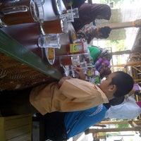 Photo taken at Balekambang Pasar Ikan & Resto by Vina A. on 5/24/2013