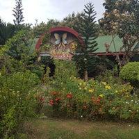 Photo taken at Jardin Maria Clara Lobregat by Cedrick Z. on 5/22/2017
