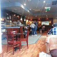Photo taken at Caffè Nero by Majada A. on 4/15/2013