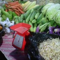 Photo taken at Pasar Perumnas by Vera O. on 3/27/2013