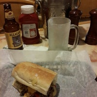 Photo taken at Philly Cheesesteak House by Dmitry M. on 4/25/2015