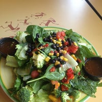 Photo taken at Doc Green's Gourmet Salads & Grill by Kirstie R. on 10/8/2013