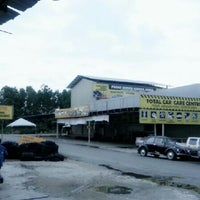 Photo taken at mesra autoservice by Mohd R. on 10/17/2013