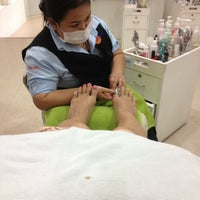 Photo taken at Take Care Beauty Salon and Spa by LiL'P P. on 7/27/2013